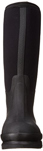 Muck Chore Unisex Adults' High Work 000a Wellingtons Boots Black Black rrqPUS
