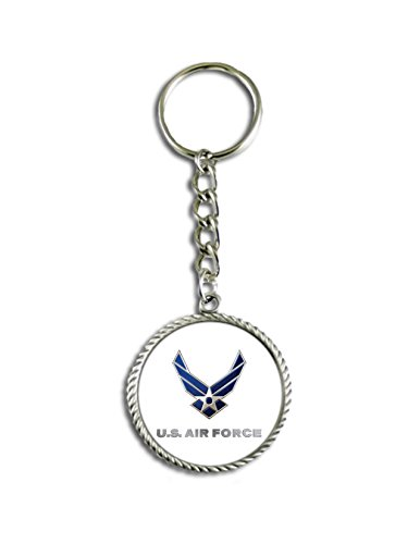 United States Air Force Sublimated Key Ring