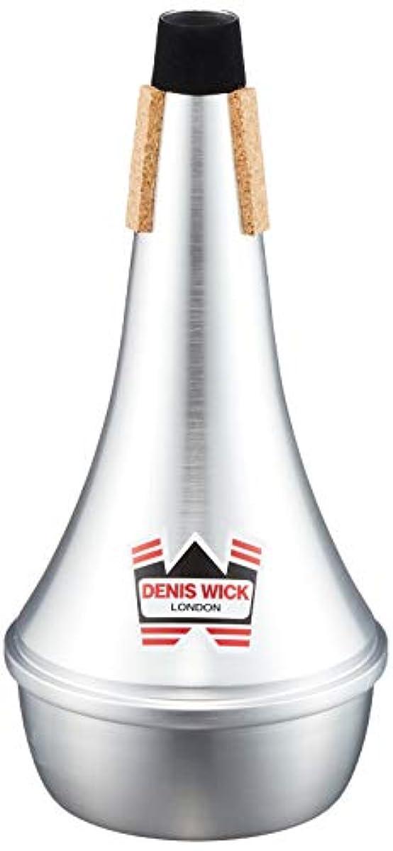 [해외] Denis Wick 데니스 윅 뮤트 음소거 테너 트롬본 용 스트레이트 5505