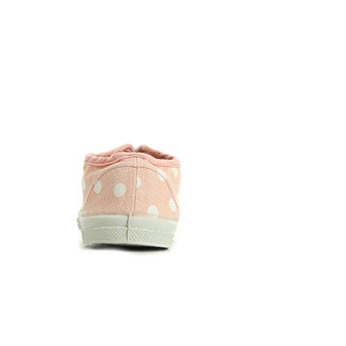 Bensimon Ten Lacet Pastel Pastille Rose E15004C177410, Deportivas