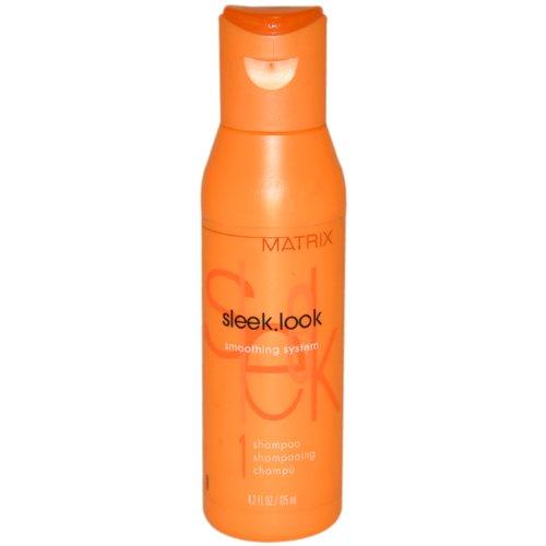 Matrix Sleek Look Smoothing System Shampoo, 4.2 (Matrix Sleek Look Smoothing Shampoo)