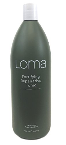 Fortifying Oil - Loma Hair Care Fortifying Repairative Tonic, Cranberry/Pear, 33.8 fl. oz.