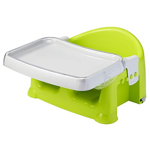 The First Years 3-in-1 Booster Seat, Green/White