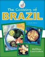 The Cooking of Brazil Front Cover