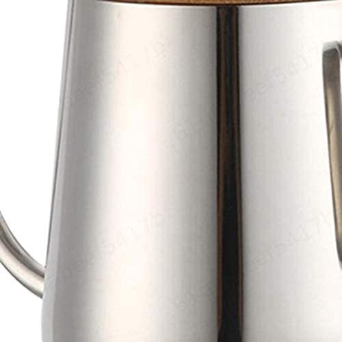 LAQI Swan Neck Water Kettle, Stainless