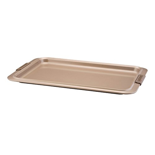 Anolon Advanced Bronze Nonstick Bakeware 11 by 17-Inch Cookie Sheet