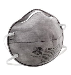 3M Standard R95 8247 Disposable Particulate Respirator - Meets NIOSH And OSHA Standards (20 Packs)