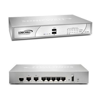 SonicWALL TZ 215 TotalSecure Firewall Appliance