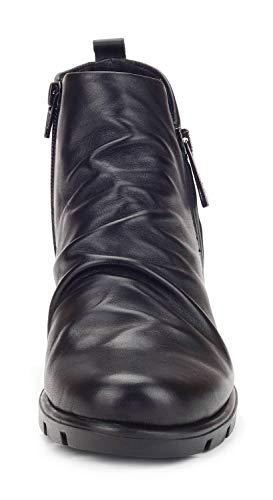 Flexx Noir The Bottine Slingshot Femme URwZTq