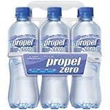 Propel Zero Calories Water Beverage Blueberry Pomegranate - 6 PK