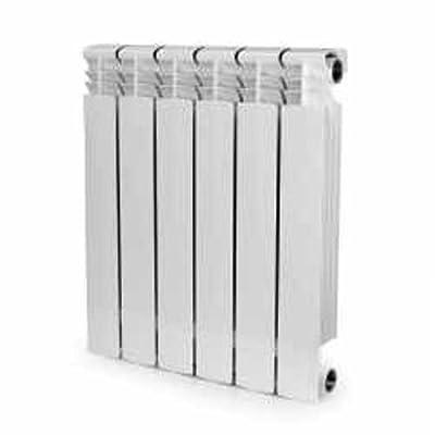 6 Section Aluminum Bi-Metal Radiator