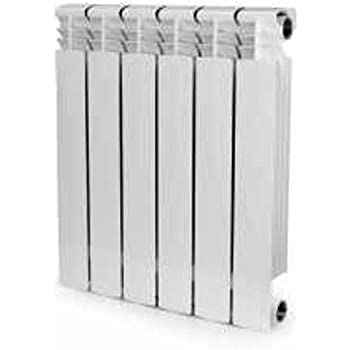 6 Section , Bimetal, Wall-hung ,Aluminum Heating Radiator.
