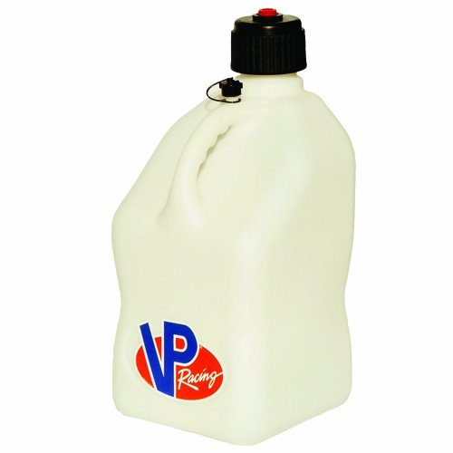 VP Racing Fuels 3522 White Motorsport Jug - 5 Gallon (White Motor)