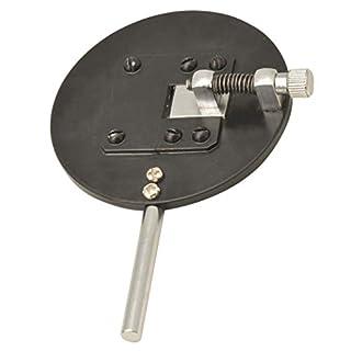 Adjustable Slit for Optics Bench, 4mm Spring Loaded Precision Slit, Rod Attachment for Bench/Base – Eisco Labs