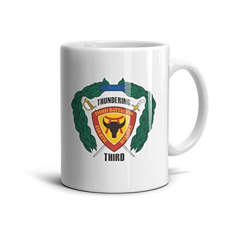 3rd Battalion 7th Marine Regiment - WindRun703 Coffee Mug Details About USMC Marine Corps 3rd Battalion 4th Marine Regiment Decal Cup Cute Mug Design