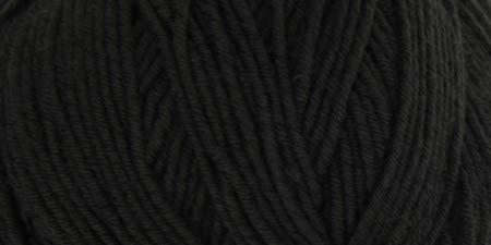 Premier Yarns Black Wool-Free Sock
