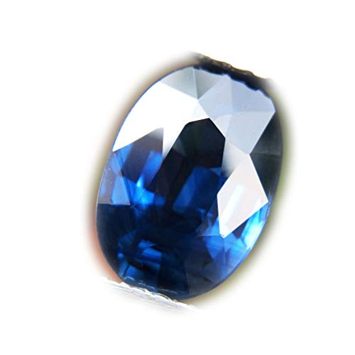 - Lovemom 1.86ct Natural Oval Normal Heated Blue Sapphire Thailand #B