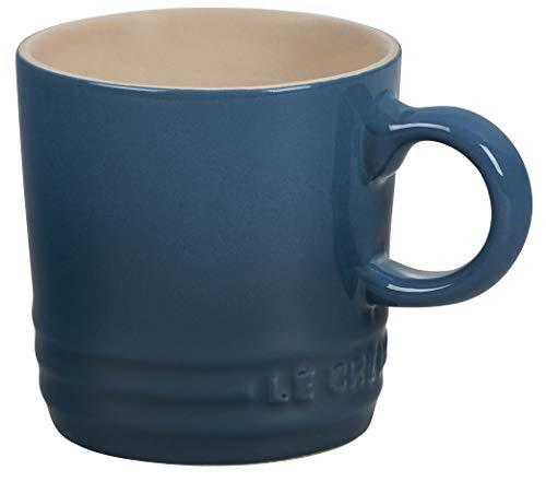 Le Creuset Stoneware Espresso Mug, 3 oz., Deep Teal