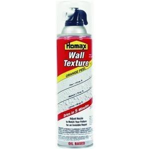"Homax Oil Base Orange Peel Wall Texture Size: 9.5"" H x 2...."