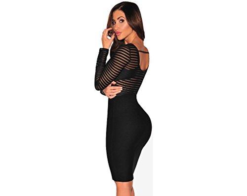 Vestidos Ropa De Moda 2017 Para Mujer De Fiesta y Noche Elegante at Amazon Womens Clothing store: