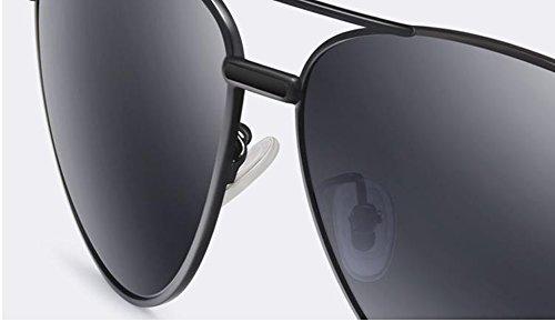 de réfléchissants Film ZY A lunettes soleil lunettes soleil femmes polarisées nouvelles hommes CH visage ZYTYJ verres rond et couleur de qZxHEwB5Uw