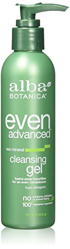 (Alba Botanica Even Advanced, Sea Mineral Cleansing Gel 6)