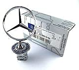 mercedes benz c230 emblem - Mercedes (select 94-07 models) Engine Lid Star GENUINE by GENUINE MERCEDES