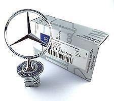 Mercedes (select 94-07 models) Engine Lid Star GENUINE by GENUINE MERCEDES