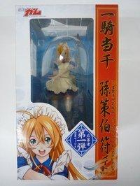 e Comic Gum Figure Collection polyresin blue Maid Ver. (1/7 scale PVC Figure) (japan import) (Scale Polyresin Figure)