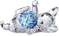 Swarovski Crystal Crystal Kitten Lying 631857