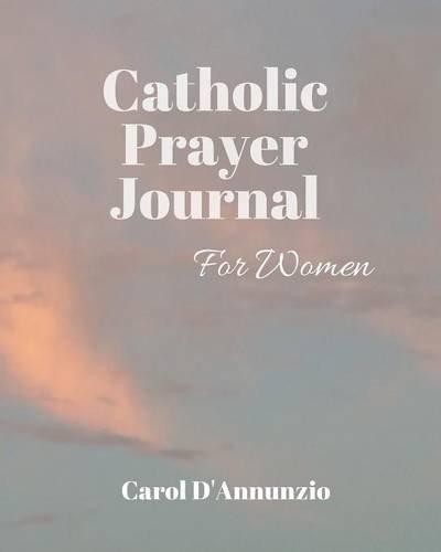 Catholic Prayer Journal for Women