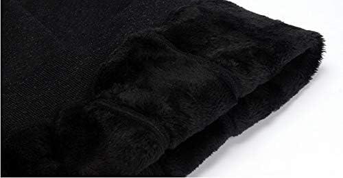 Runyue Leggings con Falda para Niña Térmico Pantalones de Invierno ...