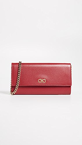 Ferragamo Gancini Bag Lipstick Salvatore Women's Mini Crossbody FgxUOqP