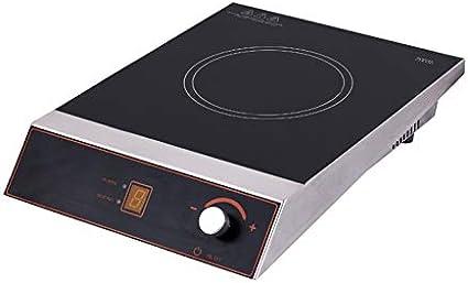 QWERTOUY 110V 220V eléctrico Cocina de inducción magnética a ...