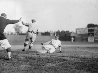 Black White Baseball Photos - Historic Photos Early 1900s Photo Baseball Vintage Black & White Photograph a4
