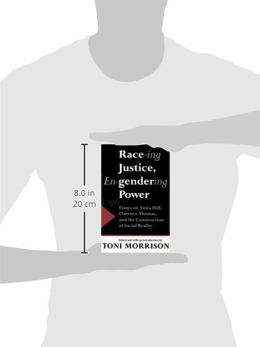 buy race ing justice en gendering power essays on anita hill  buy race ing justice en gendering power essays on anita hill clarence thomas and the construction of social reality book online at low prices in