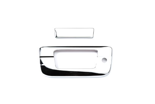 Putco Grille Billet 1500 (Putco 401090 Tailgate and Rear Handle Cover)