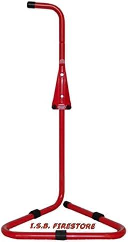Feuerlöscher-Ständer für 6/9/12 kg Geräte rot lackiert mit Griff von ISB Firestore