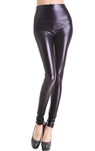 Leggings nbsp; Plaer Cuir Femme Nouveau Haute Vie Mode 1ZYS81