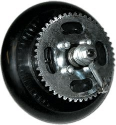 Razor E100/E125/150/E175 Electric Scooter Rear Wheel (Razor Scooter Replacement Grips)