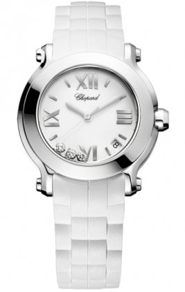 Chopard-Womens-278475-3016-Happy-Sport-Round-Diamond-White-Dial-Watch