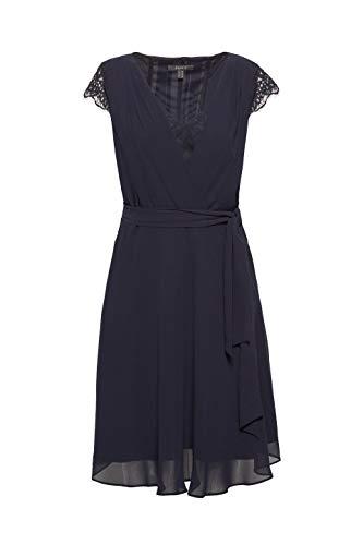 Esprit Vestito Collection 400 Donna Blu nave FpwWSY0xwq