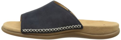 705 Zoccoli E Blu Shoes Sabot nightblue Donna 16 83 Gabor blau nREgIx