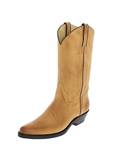 Tony Mora Westernstiefel 2051-J Classic Cowboystiefel (in verschiedenen Farben) Graso Gacela Bras