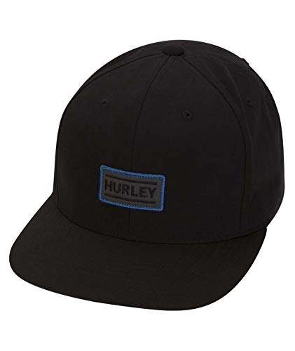 Hurley M The Local Hat Gorras, Hombre, Black, 1SIZE: Amazon.es ...