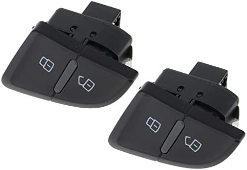 Car Electrical Power Central Door Lock Switch Control for Audi A4L B8 2009~2012