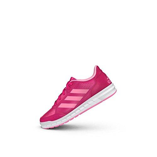 adidas AltaSport K - Zapatillas de deportepara niños, Rosa - (ROSFUE/ROSSEN/FTWBLA), 34