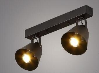 A1 luci da soffitto a binario da binario ferro da stiro per barre di