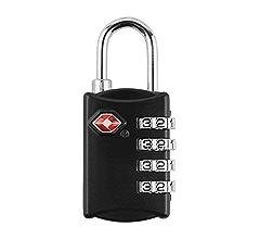 54d198dea223 Amazon.com: Senmir TSA Approved Luggage Lock, 4 Digit Combination ...