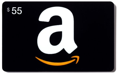 Amazon.com $55 Gift Card in a Greeting Card (Thank You Design) by Amazon (Image #4)